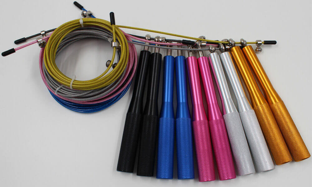 premium speed cable jump rope