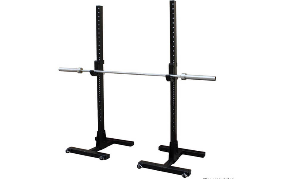 Adjustable Squat Rack 1