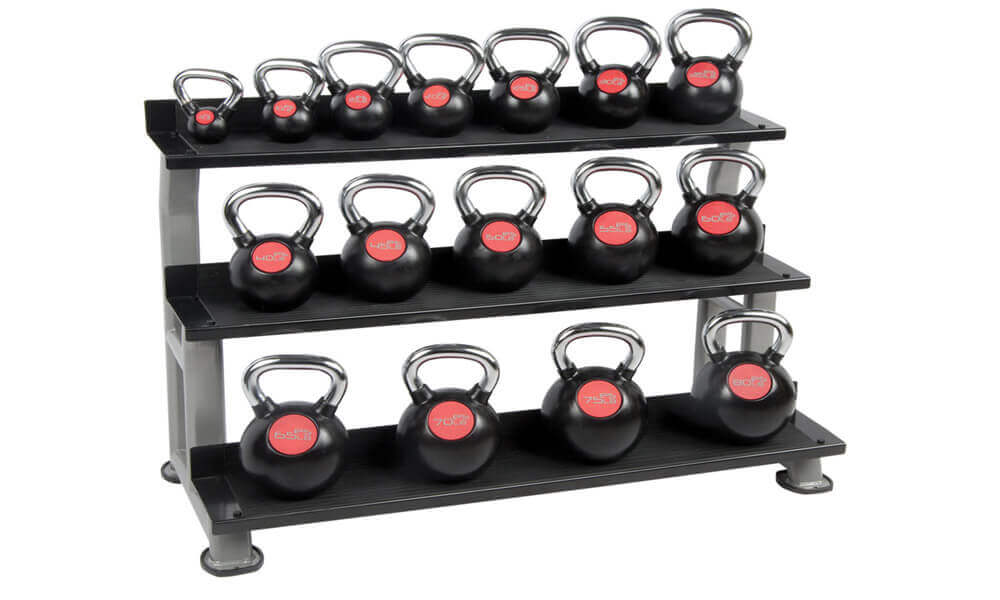 3 Layer Kettlebell Rack (1)