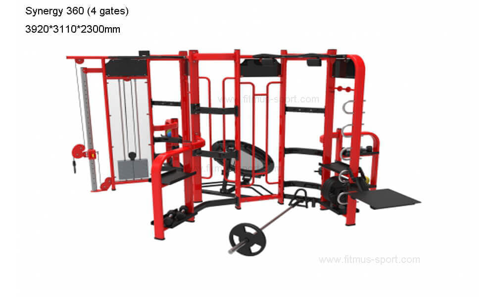 Synergy 360 Station For Functional Training 4 Gate