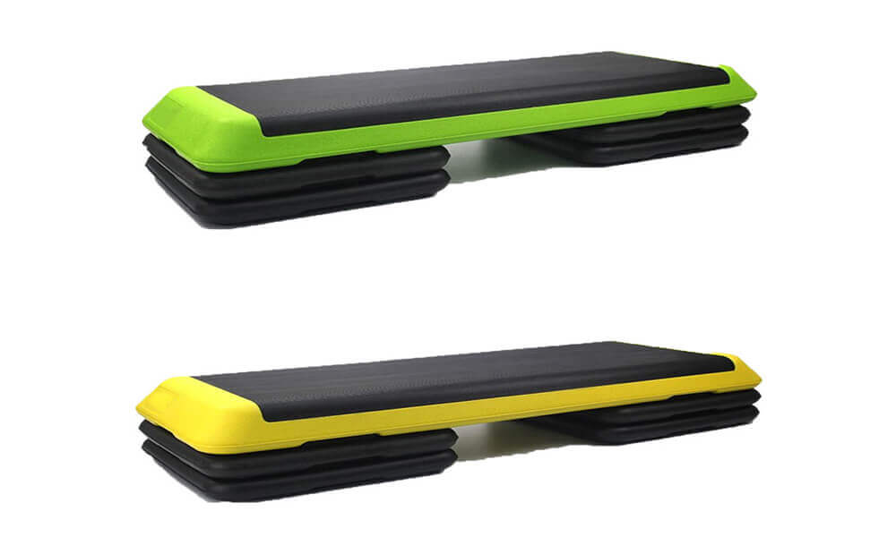 Aerobic step box