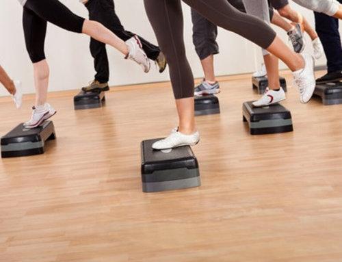 Aerobic Exercise Flooring