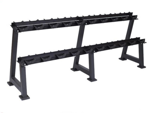 10 Pairs Dumbbell rack 2 Layers