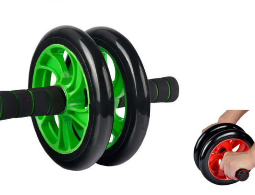 Ab Wheel – Pro Double Roller