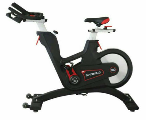 Magnetic fitness spinning bike