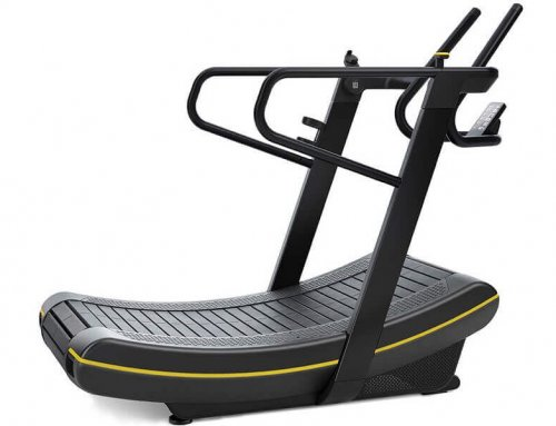 Curved Manual Treadmill