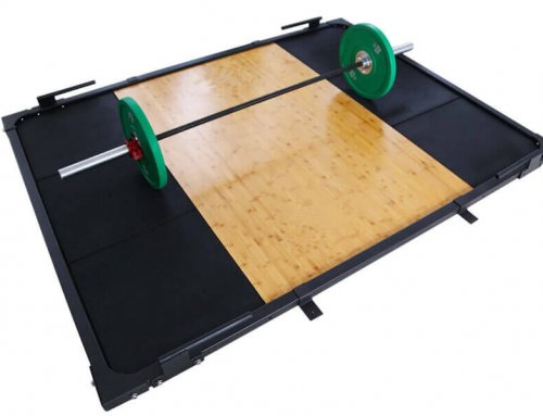 Olympic Lifting Platform