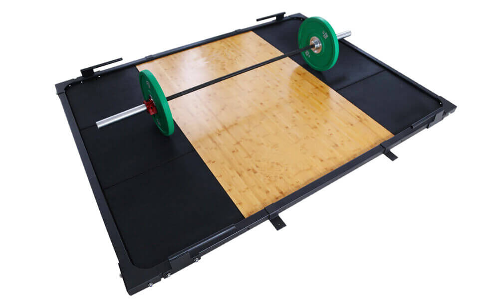 Olympic Lifting Platform (1)