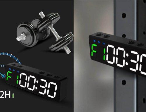 Portable Gym Workout Timer
